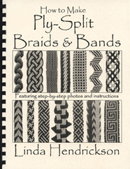 <I>How to Make Ply-Split Braids & Bands</I>
